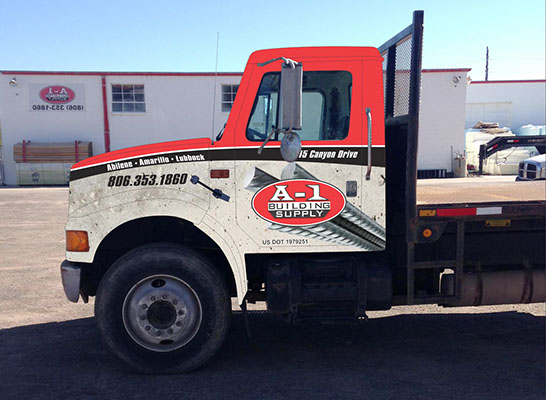 A 1 Building Supply Amarillo Amp Lubbock Texas